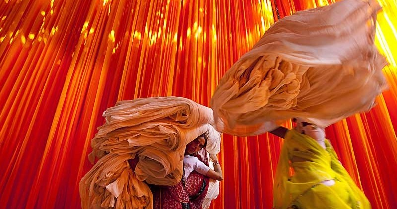 Textile-industry-India